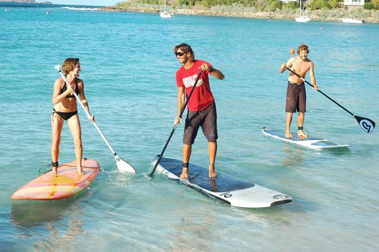 Stand up Paddle Adventure