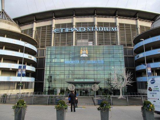 Etihad Stadium: Colin Bell Stand