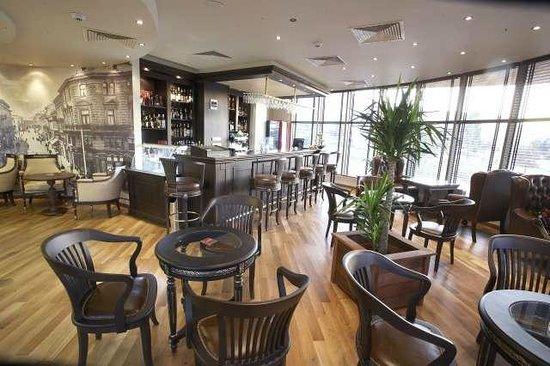 Hotel Vega Sofia: Mood ands Lounge