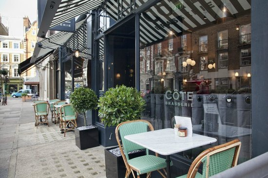 Cote Brasserie - Marylebone