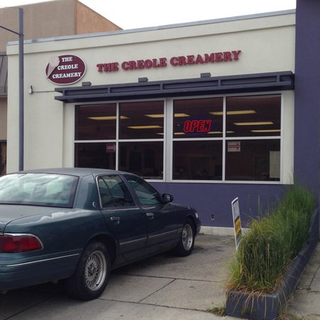 Creole Creamery: Storefront