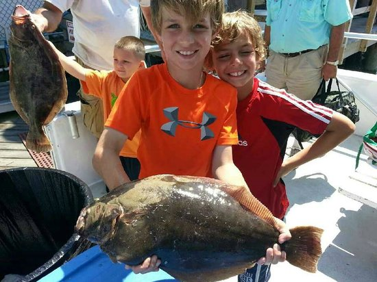 Jessie O' Fishing & Cruising Fleet: Summer Fun!