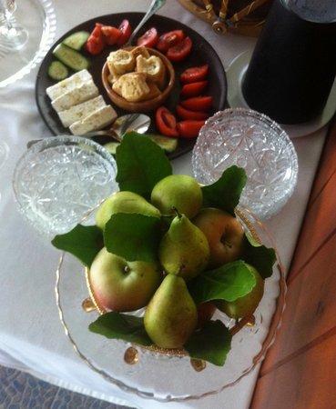 Vergis Epavlis: Breakfast