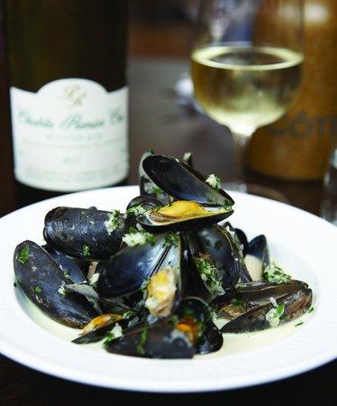 Cote Brasserie - Marylebone: Mussles