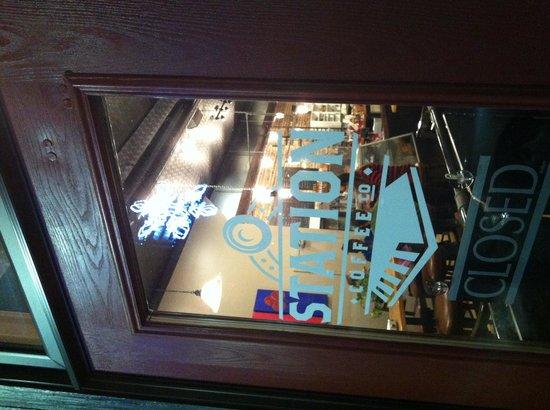 Station Coffee Company: Welcome!