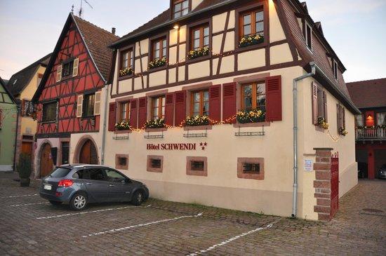 Hostellerie Schwendi: Maison Germaine