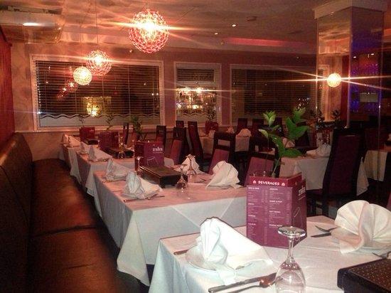 Zaika Indian Cuisine: Fine dinning restaurant