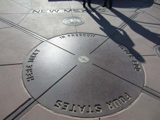 Four Corners Monument 2013