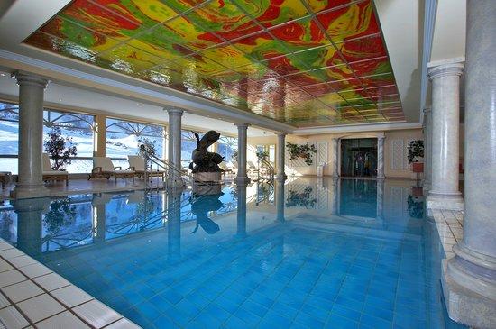 Hotel Steiner: Indoor Pool