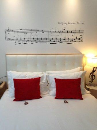 Hotel da Musica : Nuestra habitación