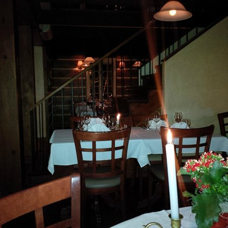 Patrick Bermand Restaurant: Ambiance traditionnelle