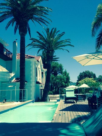 Glen Boutique Hotel & Spa: Pool