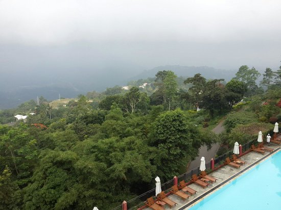 Amaya Hills: View