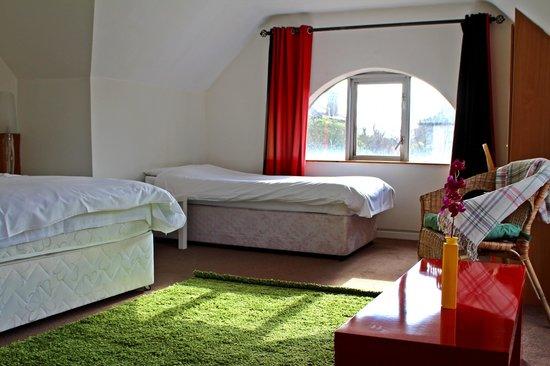 Paddy's House: Triple Room