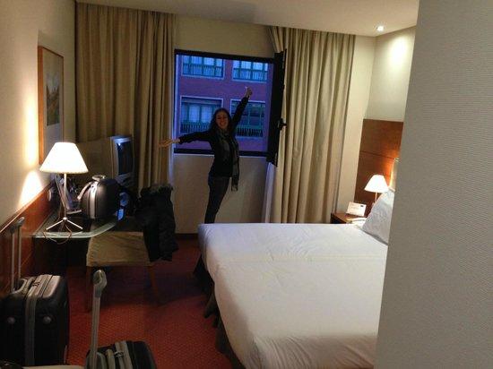 Silken Coliseum Hotel: habitación 503