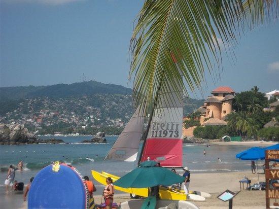Ristorante Il Mare: La Ropa view toward Madera Beach