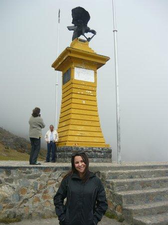 Pico el Aguila Venezuela