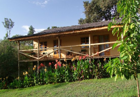 The African House: Bungalow