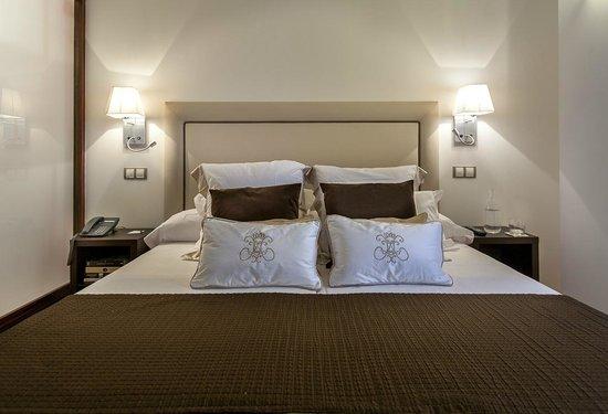 Hotel Dome: Nuestra habitacion