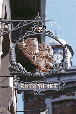 "Conde-sur-l'Escaut, Francja: Le Nord Libre ""estaminet"""