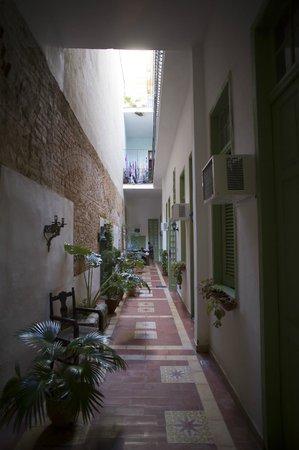 Casa Habana: Untergeschoß