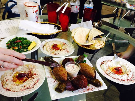 Cleo's Mediterranean Cuisine & Convenience: App for two!