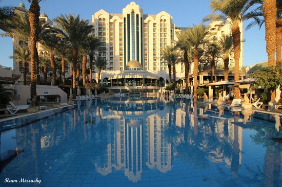 Herods Palace Hotel Eilat: THE BIG POOL