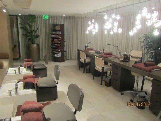 The Palms Hotel & Spa: SALÃO DE BELEZA