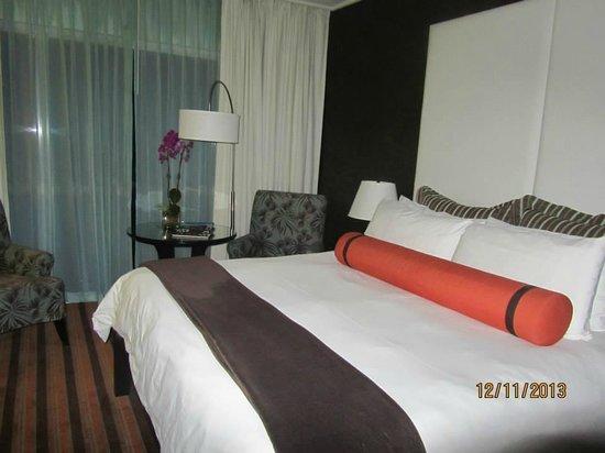 The Palms Hotel & Spa: QUARTO