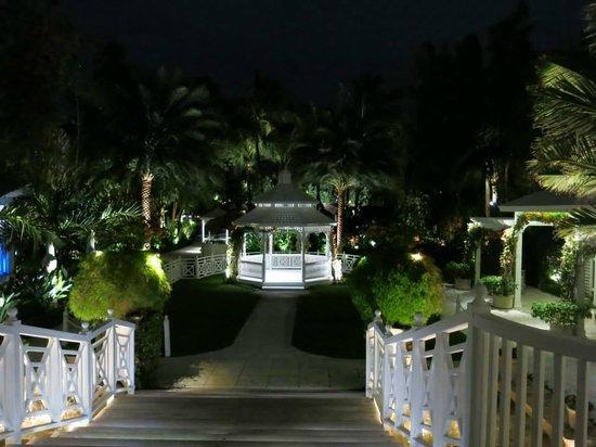 The Palms Hotel & Spa: ESTRUTURA PARA EVENTOS/ JARDIM