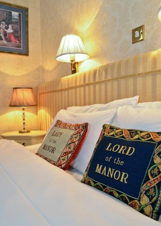 Kilronan House : Lady & Lord of the Manor