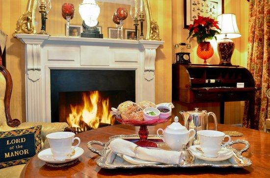 Kilronan House : Afternoon Tea