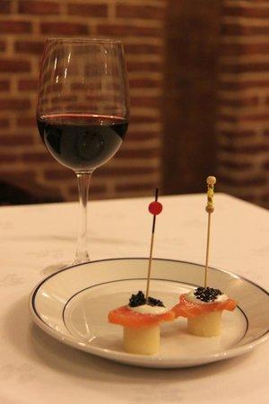 Bocaito: aperitivo