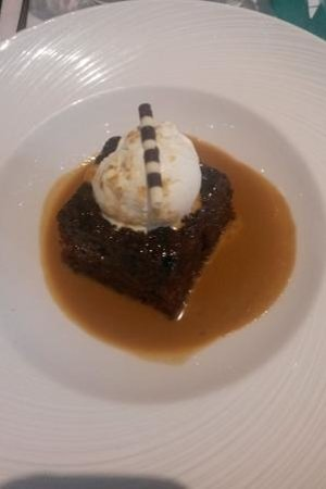 47 King Street West Restaurant, Bar & Tea Rooms: Sticky Toffee Pudding