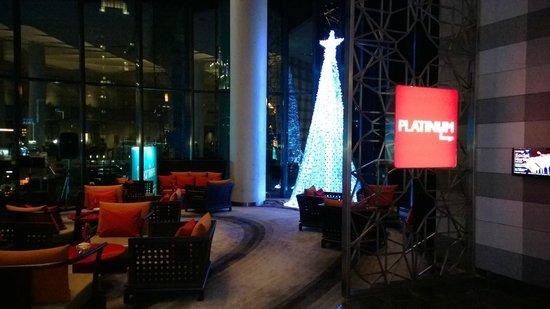 Novotel Bangkok Platinum Pratunam: lounge