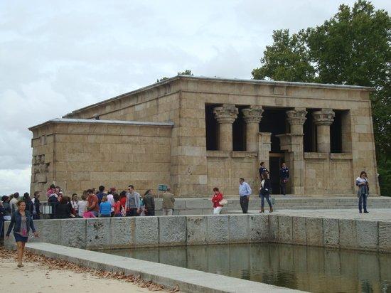Templo de Debod : tempio