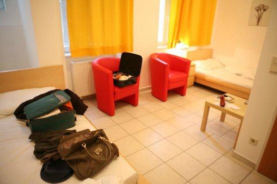 Hotel City Residence : matrimoniale