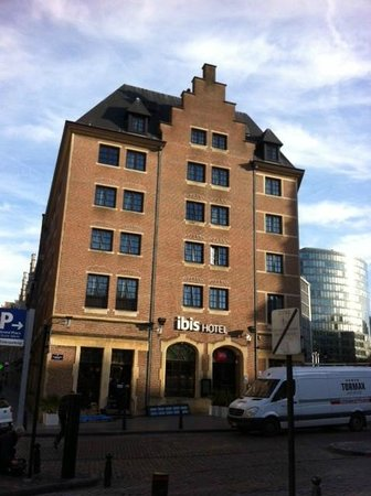 Ibis Brussels off Grand Place: Ibis off Grand Place