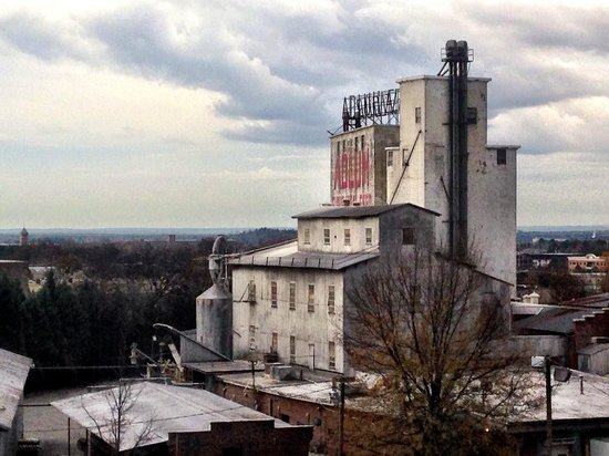 Hampton Inn Columbia - Downtown Historic District: View from Room 512
