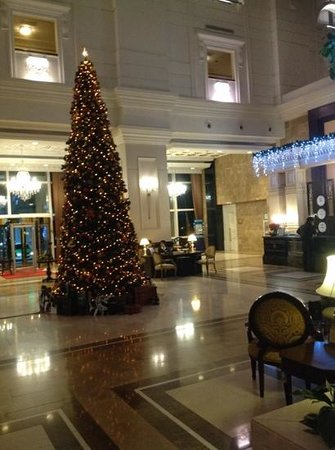 Rixos Almaty : christmas period in kz...