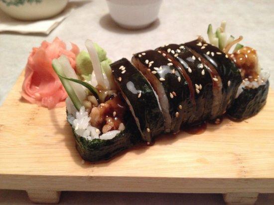 Edo Japanese Restaurant: Spider Roll