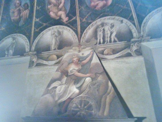 Camera di San Paolo : Araldi ed altri artisti