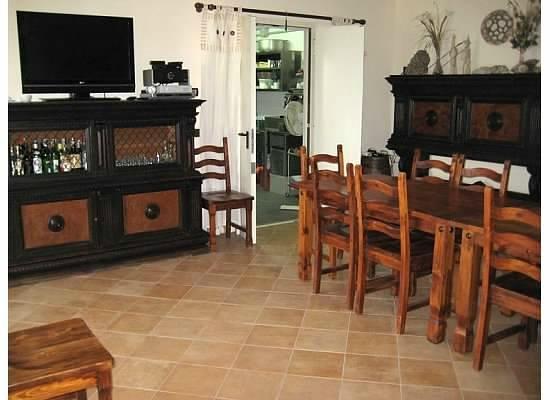 Villa Gaia Seggiano: Dining Room/Kitchen