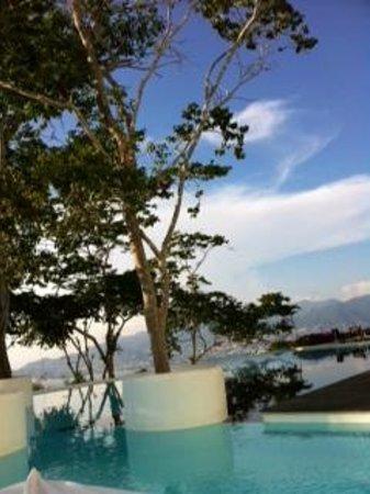 Hotel Encanto: vista desde la alberca