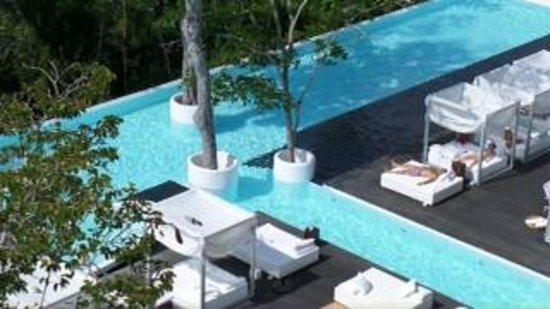 Hotel Encanto: vista desde la habitación