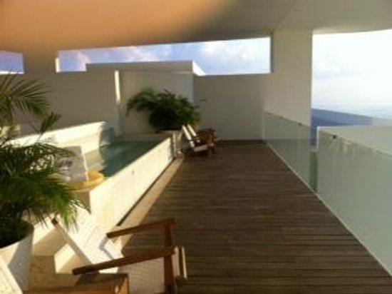 Encanto Acapulco: jacuzzi del spa