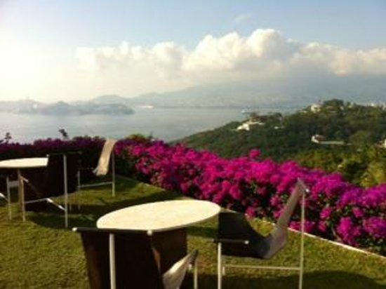 Hotel Encanto : vista ala bahía de sta lucia