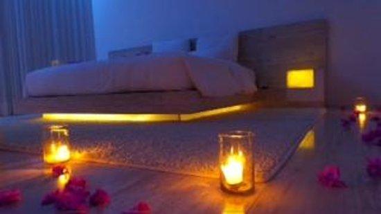 Hotel Encanto : cortesia romantica
