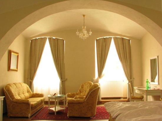 Chateau Hradek u Susice: Deluxe Double