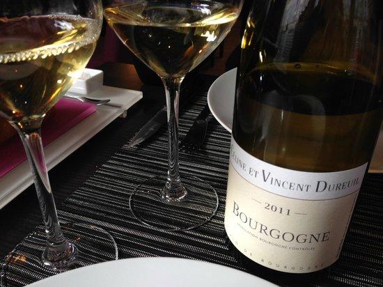 A Contre Sens : L'excellent Bourgogne Blanc